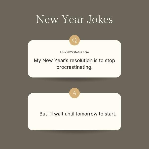 new year 2022 jokes