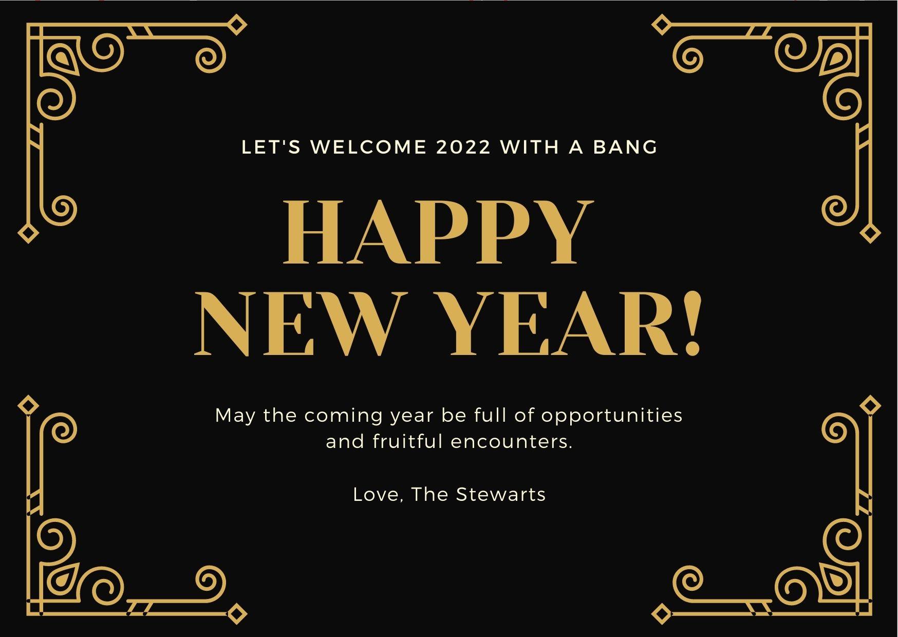 new year 2022 status for whatsapp
