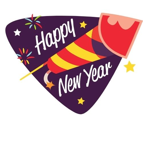 new year clipart 2022