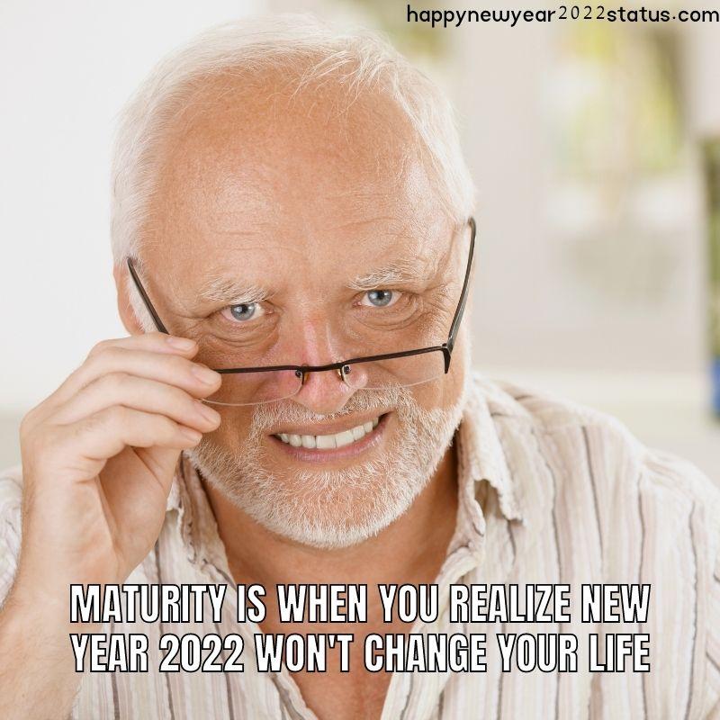 Happy New Year Memes 2022